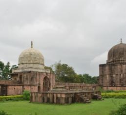 An inspiration for the Taj?