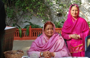 The colour and beauty of Rajasthan is overpowering
