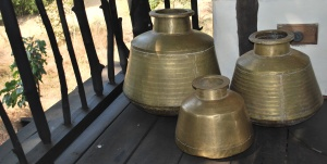 brass water utensils