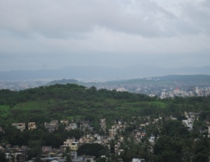 Pune in the Monsoons