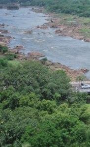 Mula mitha river from hotel westin pune