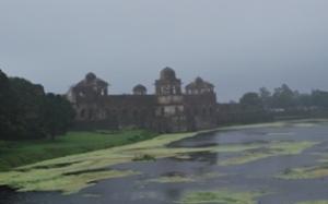 Jahaz Mahal complex