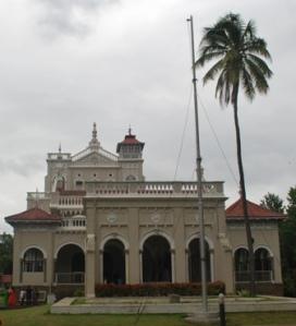 Aga Khan Memorial