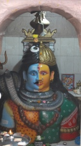 Lord Shiva as Ardhnareshwar