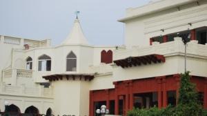 Noor-us- Sabah  Palace Hotel at Bhopal
