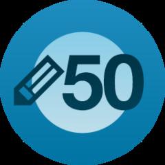 50 Posts