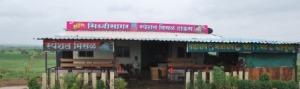 a roadside dhabha