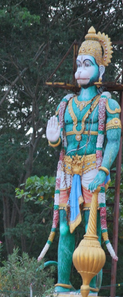 Green Hanuman