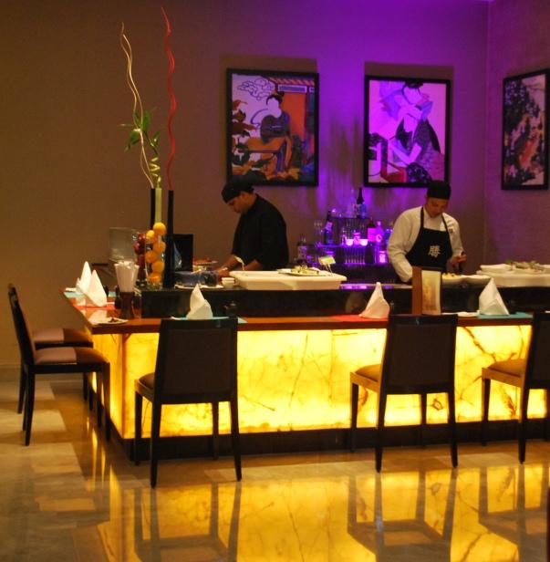 Tepanyaki and Sushi Bar