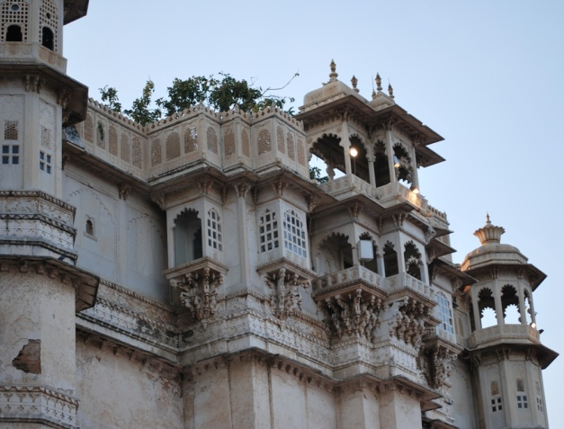 The Zenana Mahal