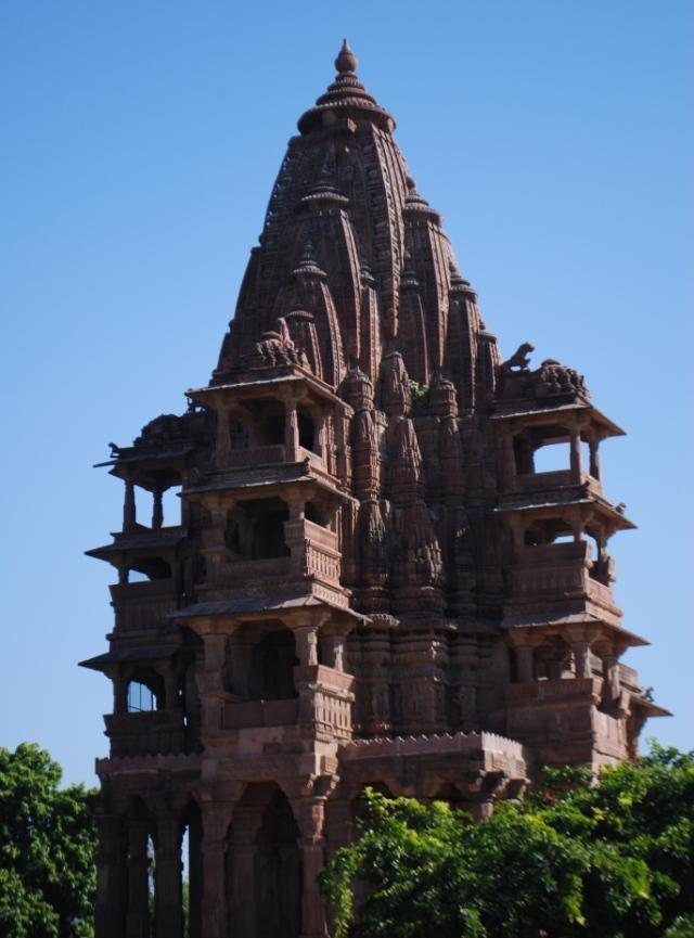 towering memorials