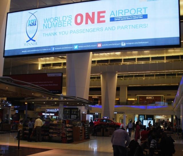 Delhi T3 Airport
