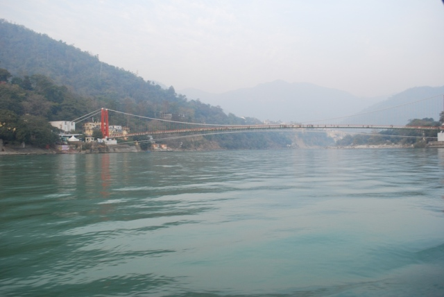 ganges at rishikesh