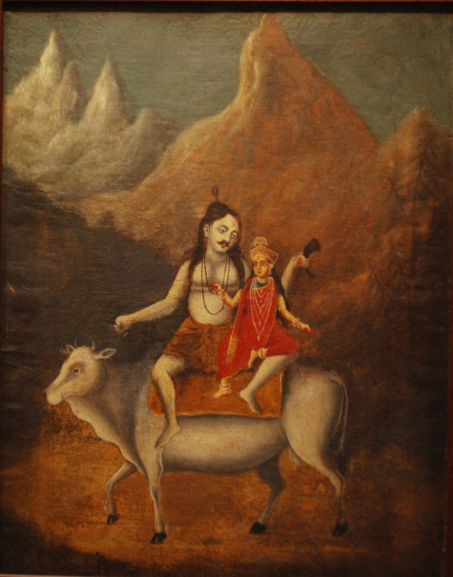 lord shiva and maa parvati