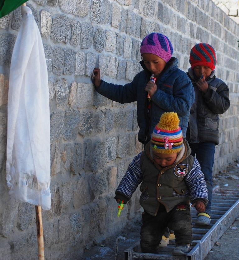 steps of kids